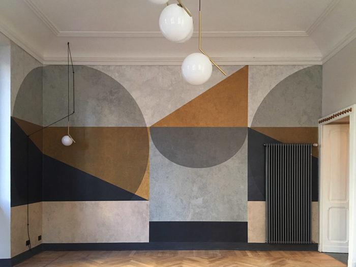 Studio in Crocetta con3studio architetti Piemonte