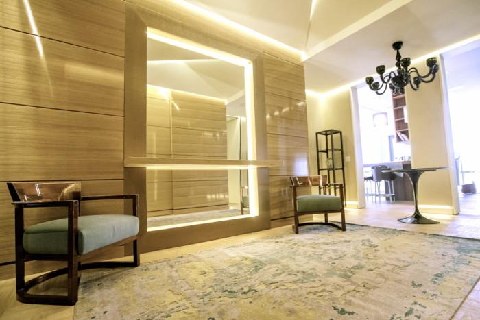 con3studio architetti torino - progetto appartamento san pietroburgo