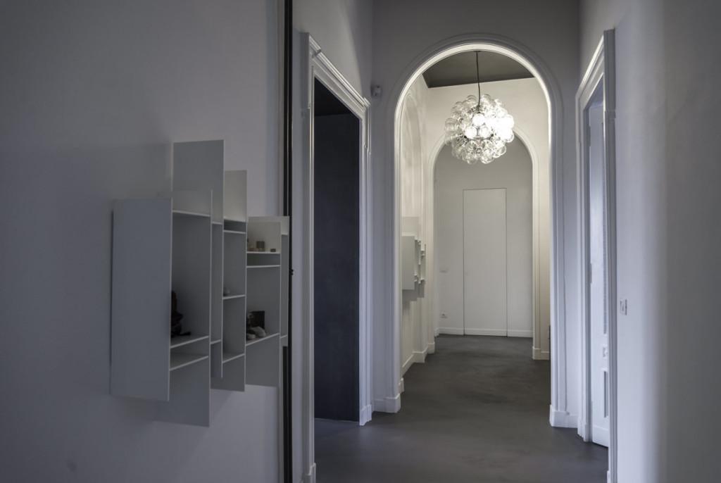 ristrutturazione appartamento a San Salvario con3studio architetti torino - studio architettura Torino