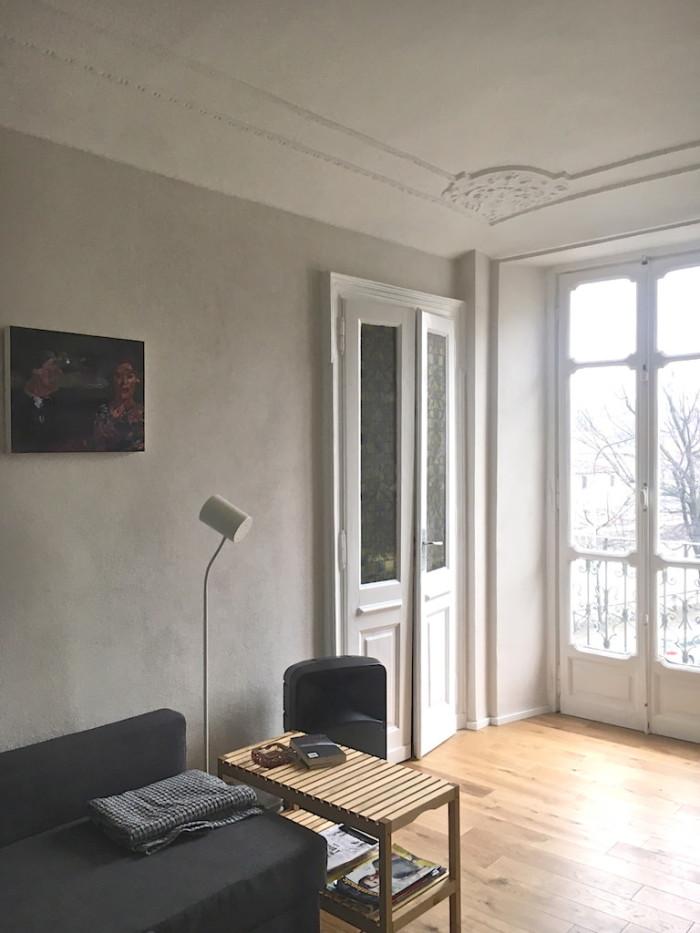 ristrutturazione appartamento a Torino vista sul fiume