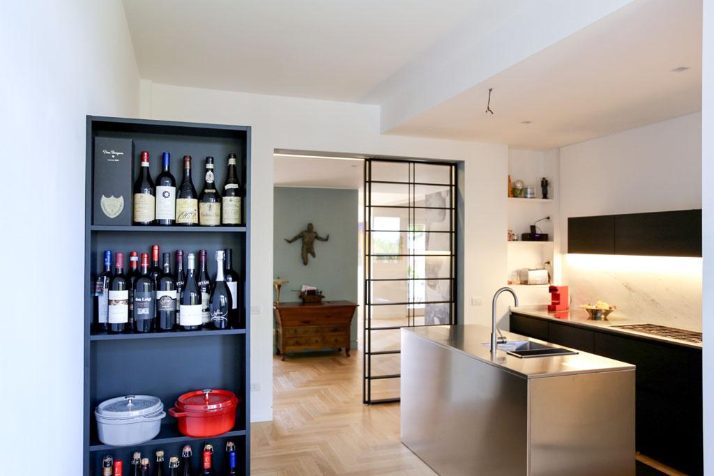 con3studio_architetti_torino_ristrutturazione appartamento EUR cucina