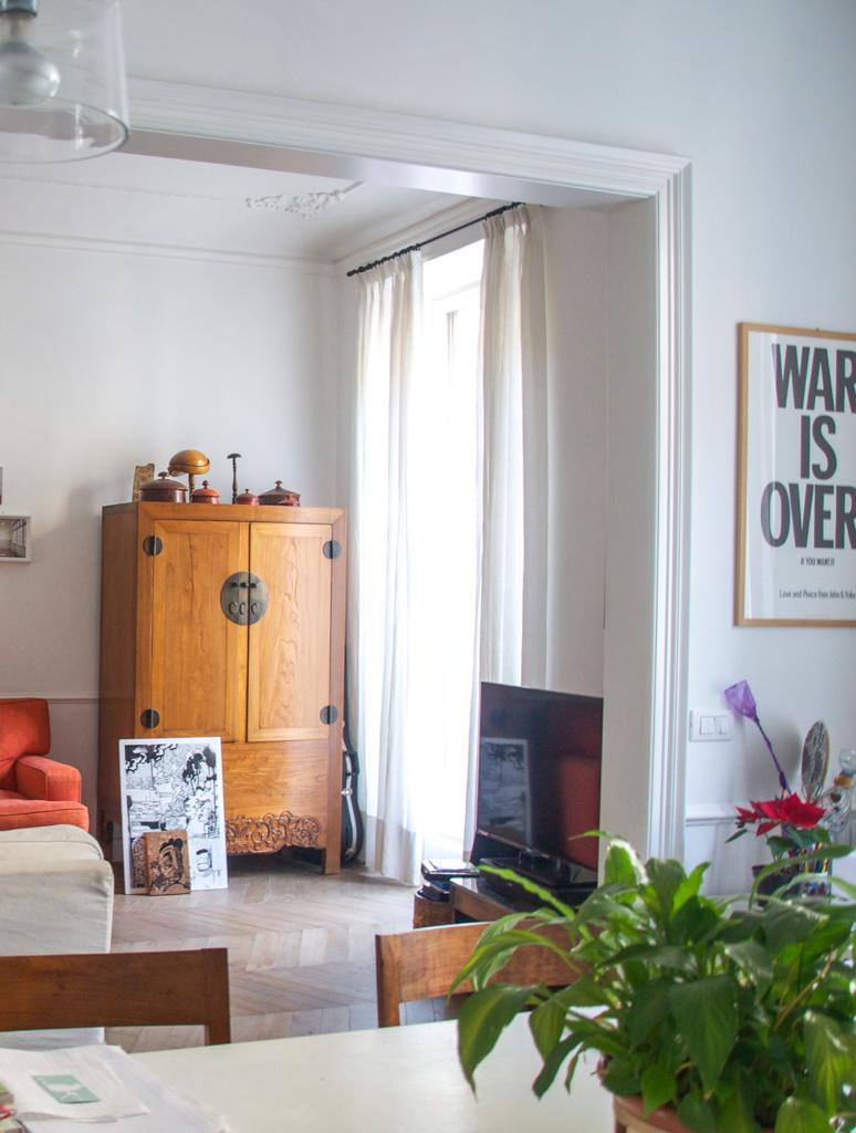 Santa Giulia - il salotto visto dalla sala da pranzo - Architetti ...