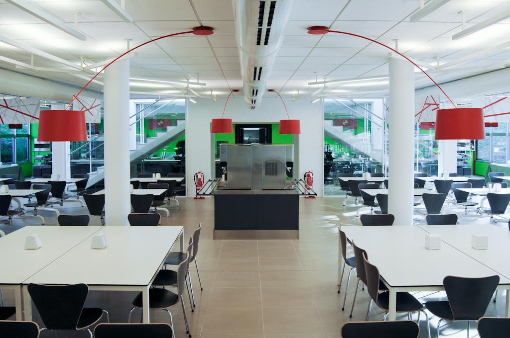Italdesign mensa i architetti torino con3studio for Architetti torino