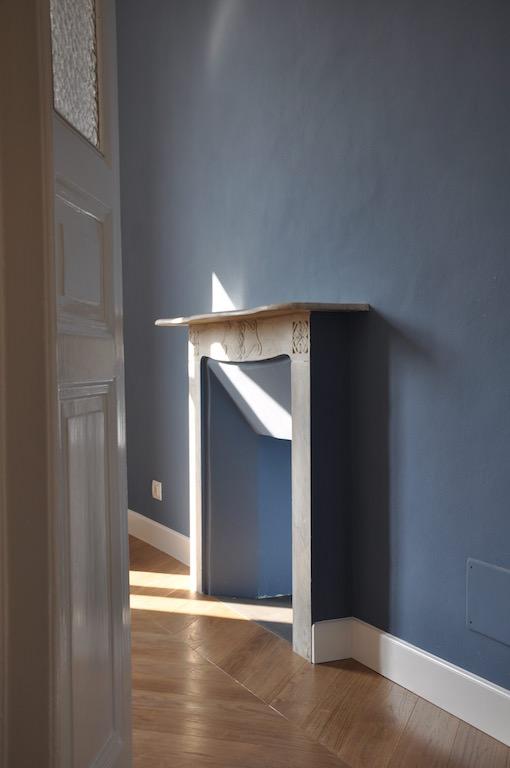Casa su due piani con sottotetto nel centro di Torino con3studio architetti torino