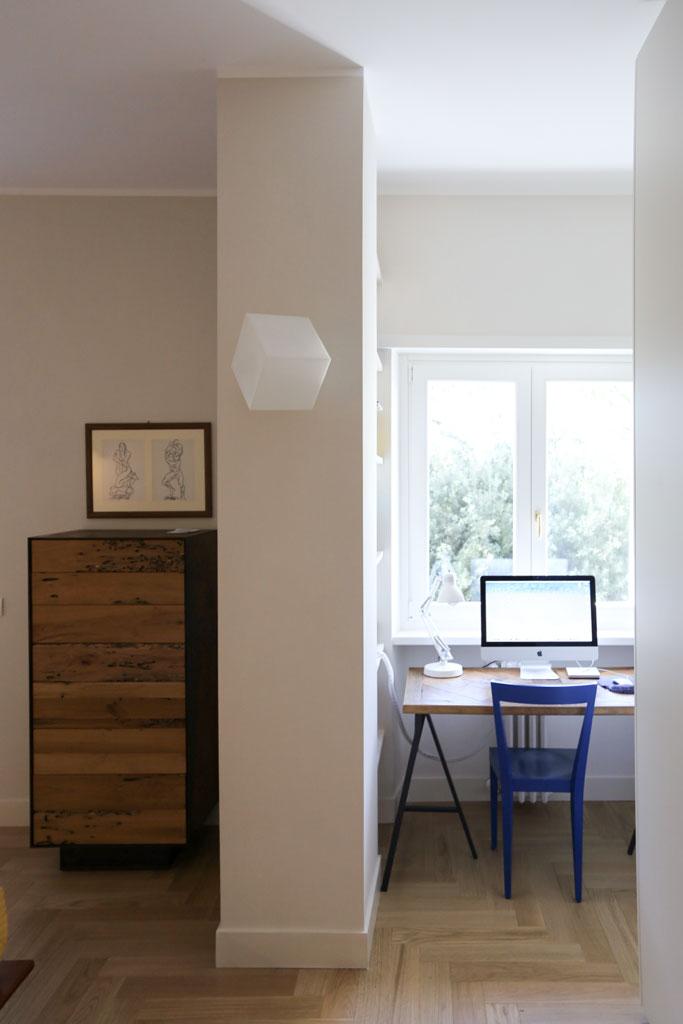 con3studio_architetti_torino_ristrutturazione appartamento EUR camera