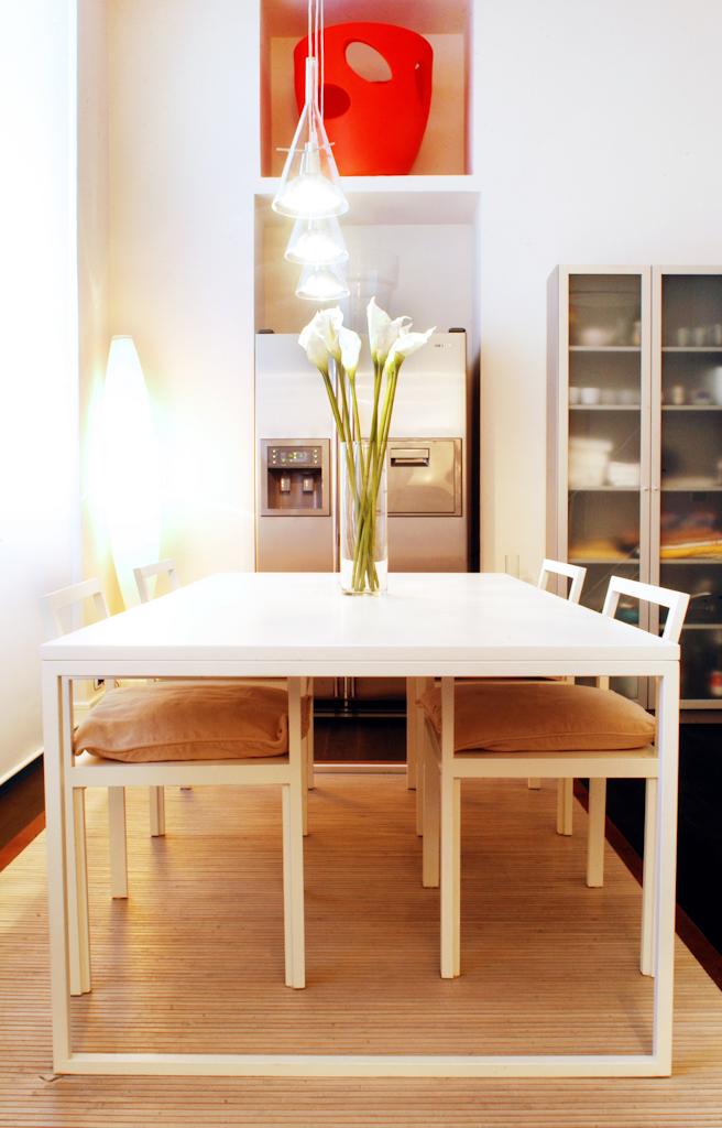 Casa con soppalco in torino con3studio for Spazio arredo torino