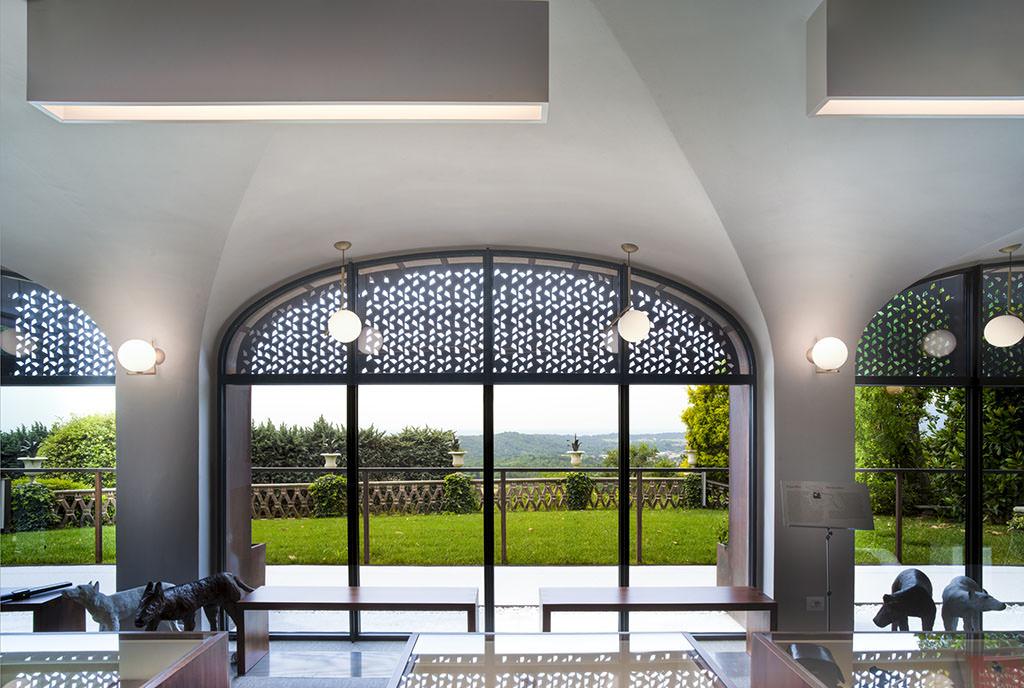 Collezione Cerruti - Castello di Rivoli con3studio architetti Piemonte