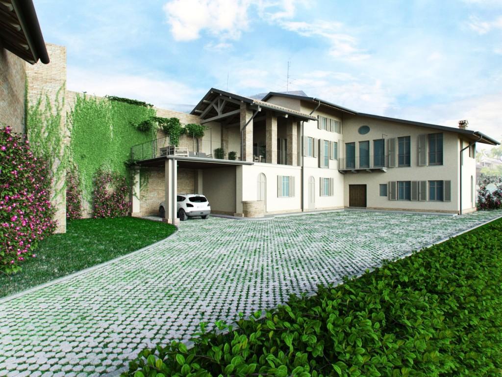 con3studio architetti Torino Cisterna d'Asti