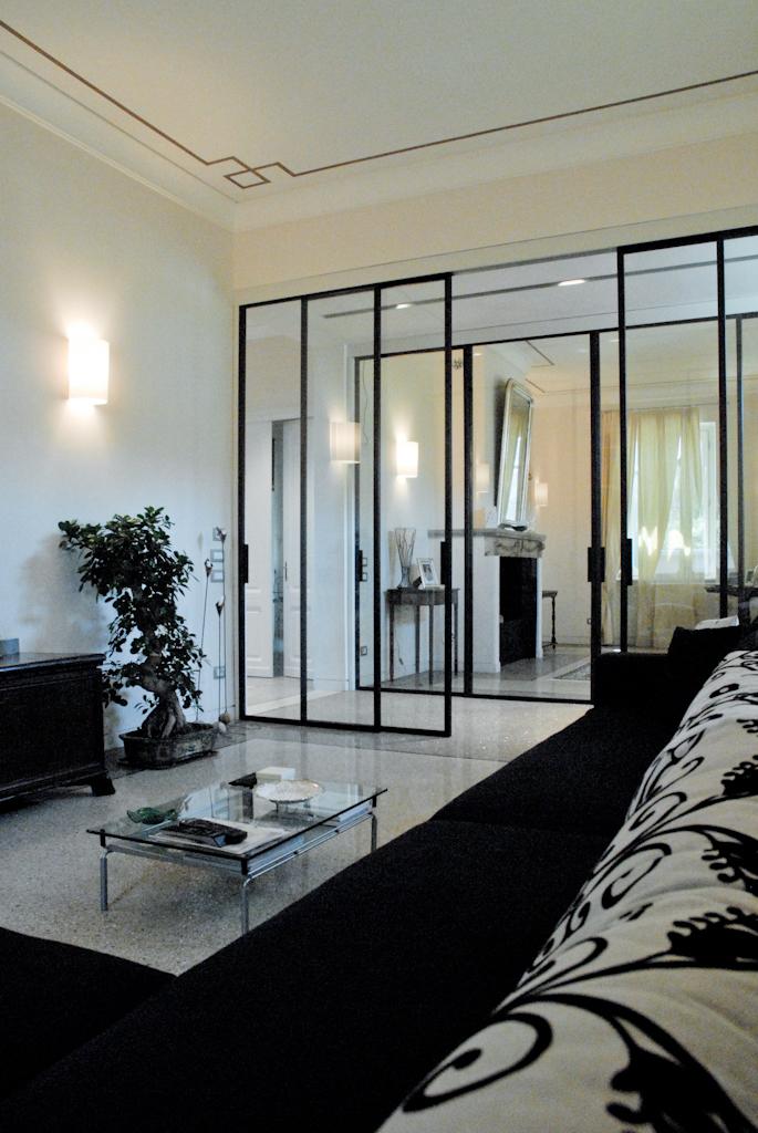 Villa liberty con3studio architetti torino for Architetti torino