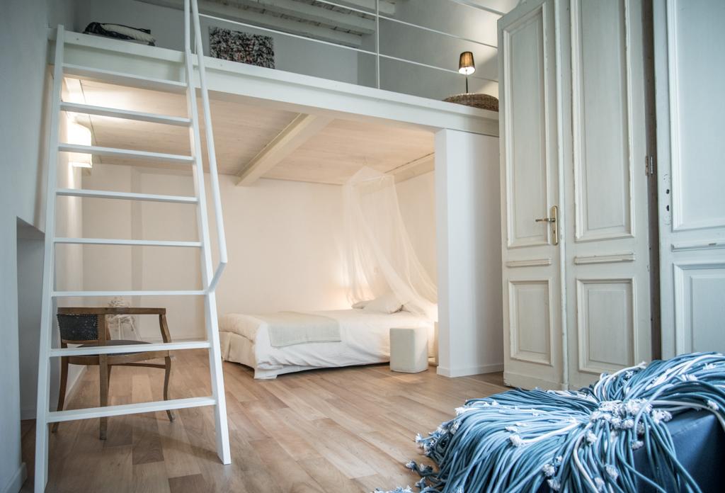 con3studio architetti torino - appartamento soppalchi