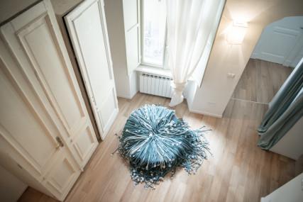 Casa Giuditta-camera-puof PomPon