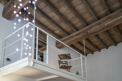 con3studio architetti torino - appartamento soppalchi torino