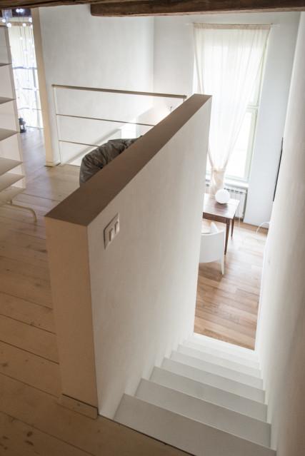 con3studio architetti torino appartamento soppalco