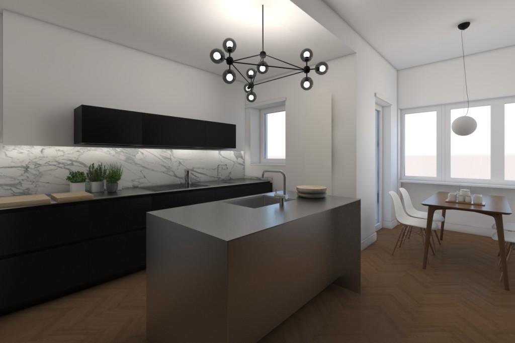 con3studio architetti torino appartamento roma 02