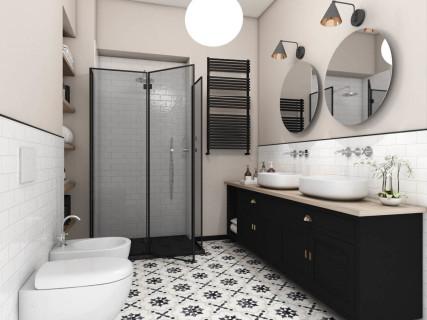 con3studio architetti torino - appartamento duplex