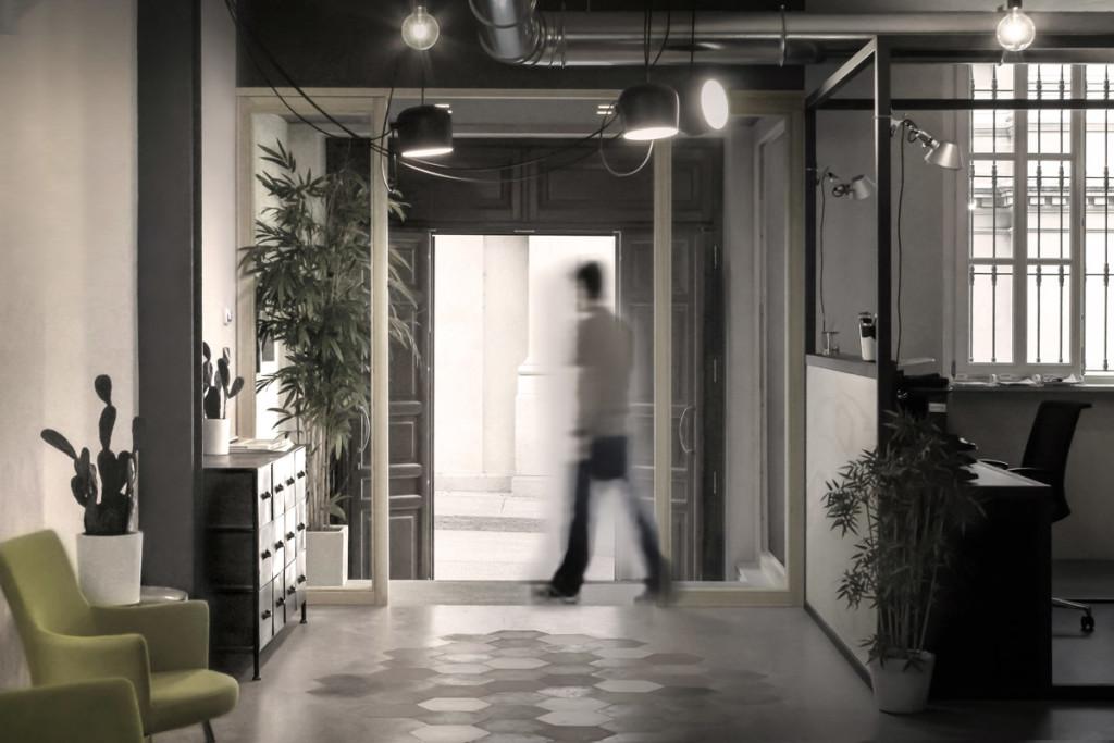 Con3studio elena belforte giusi rivoira architetti torino for Architetti torino