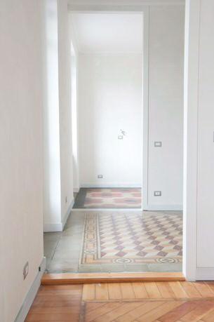 con3studio architetti torino - Turin apartment project