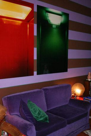 Casa per collezionista con3studio architetti for Architetti torino