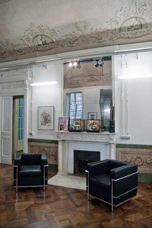 Progetto ufficio torino con3studio architetti for Architetti torino
