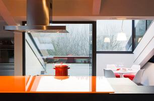 con3studio architetti torino - attic transformation
