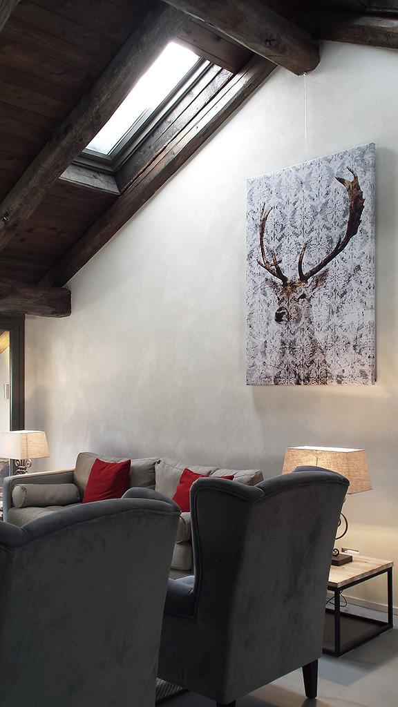 con3studio architetti torino - progetto appartamento montagna 05
