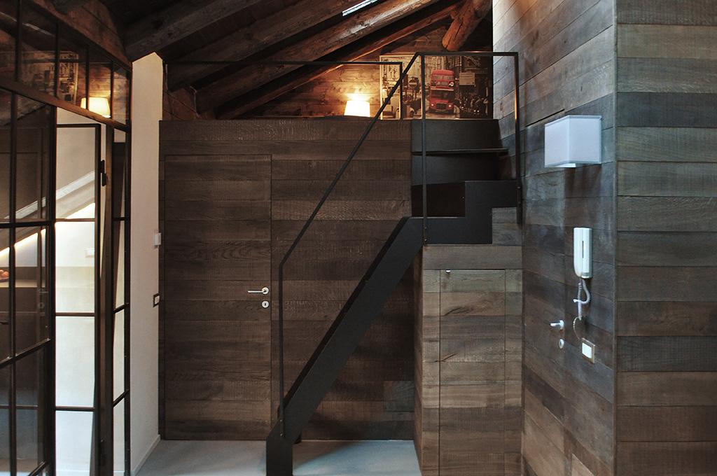 con3studio-architetti torino ristrutturazione progetto appartamento montagna